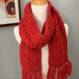 Roxy Accessories - Pink Roxy scarf never worn.